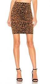 House of Harlow 1960 x REVOVLE Heat It Up Skirt in Leopard from Revolve com at Revolve