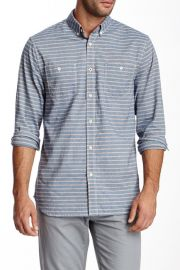 Howe Ground Swell Stripe Shirt at Nordstrom Rack