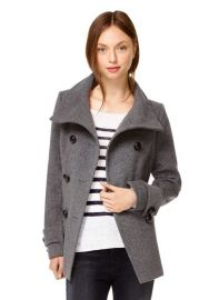 Howell Wool Coat by Babaton at Aritzia