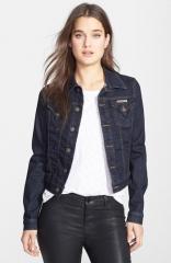 Hudson Jeans Stretch Denim Jacket at Nordstrom