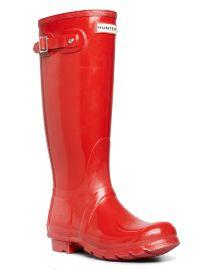 Hunter Original Tall Gloss Rain Boots at Bloomingdales