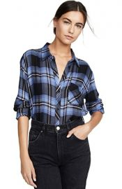 Hunter Shirt in Midnight Blue by Rails at Amazon