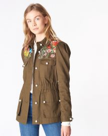 Huxley Jacket by Veronica Beard at Veronica Beard