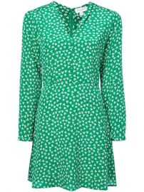 Hvn Floral Print Dress - Farfetch at Farfetch
