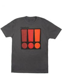 Hyperbole T-shirt at Out of Print