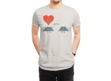 I Lava You Tshirt at Threadless
