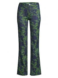 I AM GIA - Tali Tiger Flare Pant at Saks Fifth Avenue