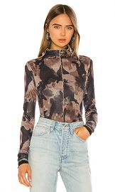 I AM GIA Elara Bodysuit in Camo from Revolve com at Revolve