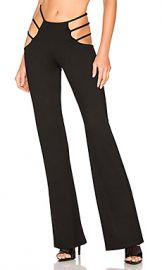 I AM GIA Lucid Pant in Black from Revolve com at Revolve