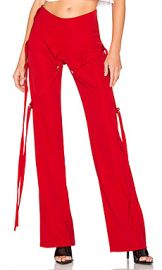 I AM GIA Synopsis Pant in Red from Revolve com at Revolve