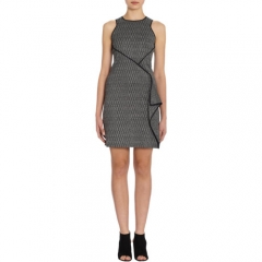 ICB Herringbone Dress at Barneys