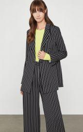 IMAGES      Soft Stripe Twill Jacket at BCBG
