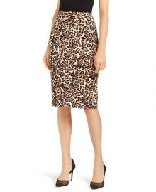 INC International Concepts INC Animal-Print Scuba Skirt  Created for Macy s    Reviews - Skirts - Women - Macy s at Macys
