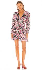 IRO Bloomy Dress in Pink from Revolve com at Revolve