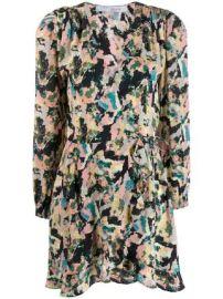 IRO Bloomy Wrap Dress at Farfetch