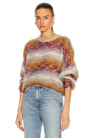 IRO Maroja Sweater in Multicolor   FWRD at Forward