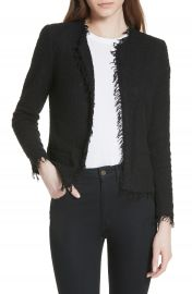 IRO Shavani Tweed Jacket   Nordstrom at Nordstrom