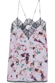 IRO flowa top at The Outnet
