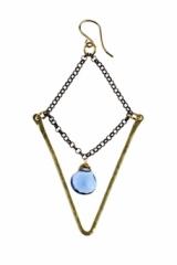 Idaline krush earrings at Nashelle