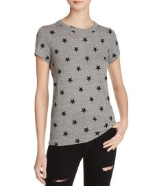 Ideal Star Print Tee by Alternative at Bloomingdales