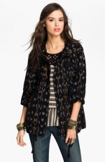 Ikat parka jacket by Free People at Nordstrom at Nordstrom