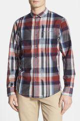 Ikat poplin shirt by Public Opinion at Nordstrom Rack