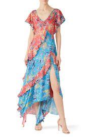 Iliana Dress by Tanya Taylor at Rent The Runway