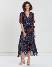 Illustrate Wrap Dress at The Iconic