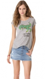 I'm Really Vintage Tee by Patterson J Kincaid at Shopbop