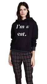 Im a Cat Hoodie by Wildfox at Amazon