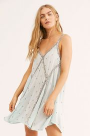 In Heaven Embellished Slip at Free People