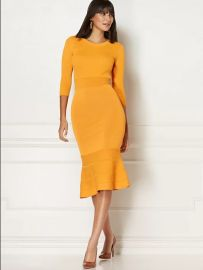 Ina Sweater Dress - Eva Mendes Collection at NY&C