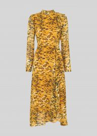 Ines Ikat Animal Print by Whistles at Whistles