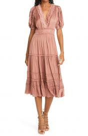 Ines Midi Dress at Nordstrom