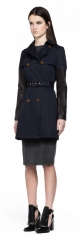 Inessa Coat in Navy at Mackage