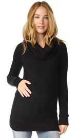 Ingrid  amp  Isabel Cowl Neck Maternity Sweater at Shopbop