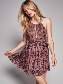 Intimately  Netural Combo Wildest Dreams Slip in Neutral at Free People