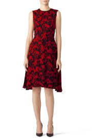 Iris Print Anna Dress by Milly at Rent the Runway
