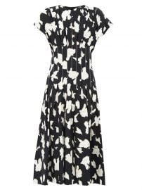 Iris Print Georgette Dress by Proenza Schouler at Matches