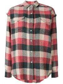 Iro Checked button-down Shirt - Farfetch at Farfetch