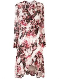 Iro Garden Midi Dress - Farfetch at Farfetch