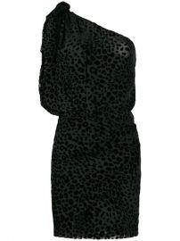 Iro One Shoulder Dress - Farfetch at Farfetch