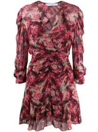 Iro Wick Dress - Farfetch at Farfetch