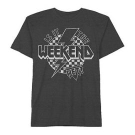Is It The Weekend Yet Tee by JCPenny at JCPenny