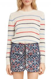 Isabel Marant   toile Gian Stripe Sweater   Nordstrom at Nordstrom