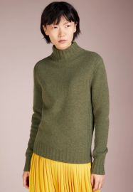 Isabel Knitted Turtleneck Sweater by J. Crew at J. Crew