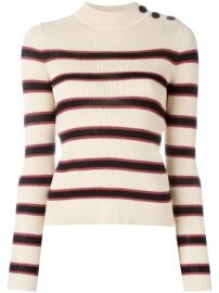 Isabel Marant   201 toile   39 Devona  39  Pullover at Farfetch