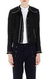 Isabel Marant   toile Lightweight Tweed Crop Ferris Jacket at Barneys