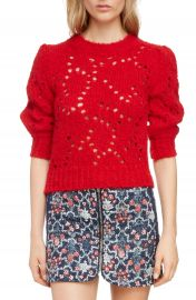 Isabel Marant   toile Sinead Pointelle Sweater   Nordstrom at Nordstrom