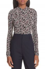 Isabel Marant   toile Trend Fold Neck Top at Nordstrom